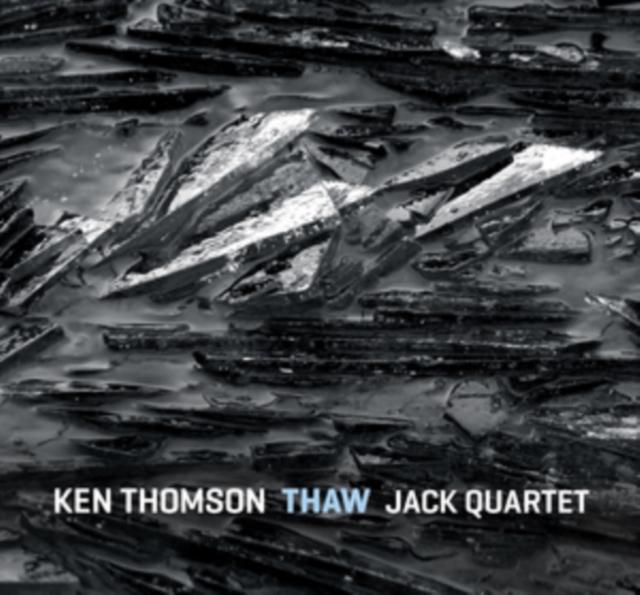Ken Thomson: Thaw (CD / Album)