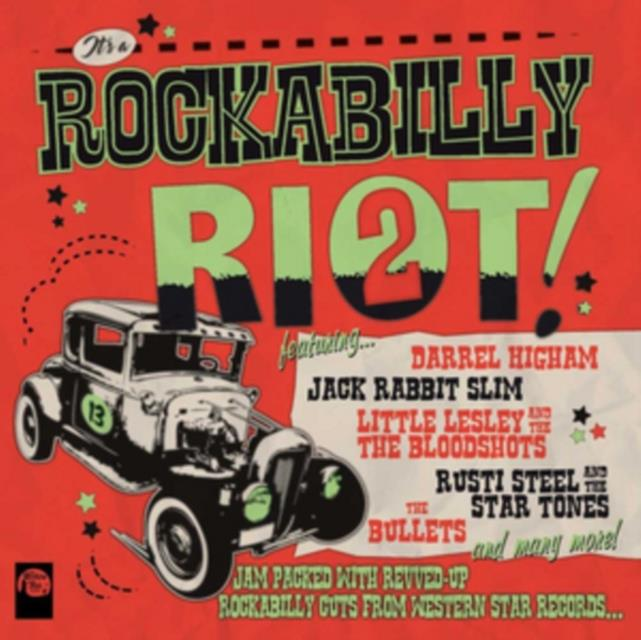 It's a Rockabilly Riot! (CD / Album)
