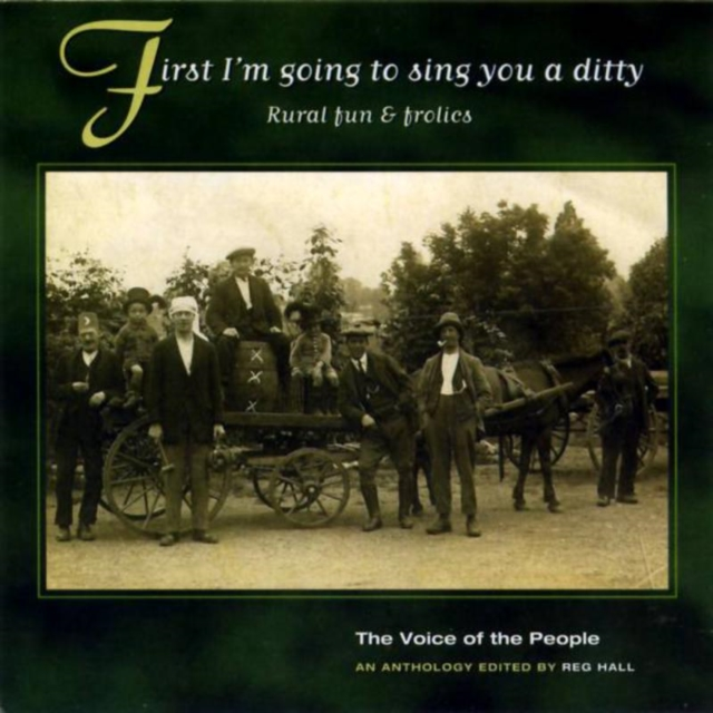 First I'm Going To Sing You A Ditty (Various) (CD / Album)