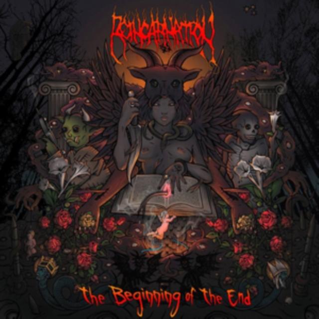 The Beginning of the End (Reincarnation) (CD / Album)