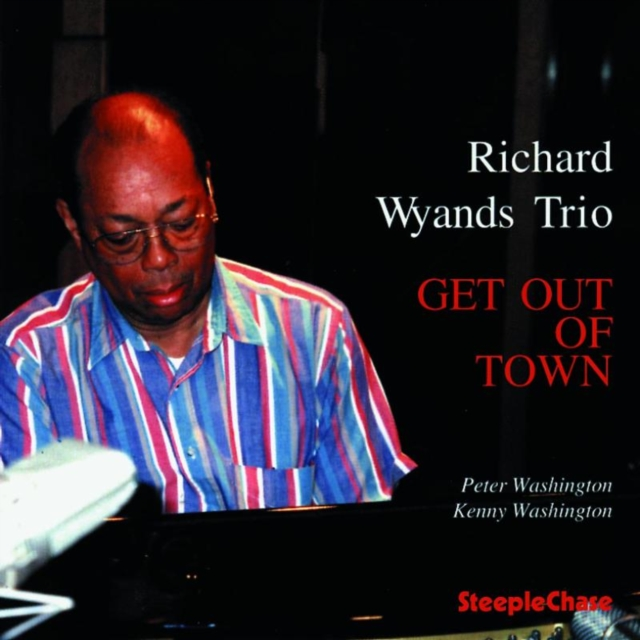 Get Out Of Town (Richard Wyands Trio) (CD / Album)