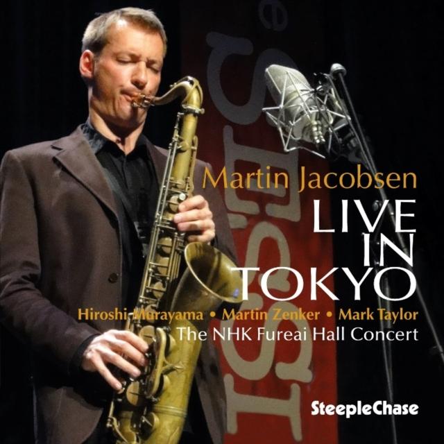 Live in Tokyo (Martin Jacobsen) (CD / Album)