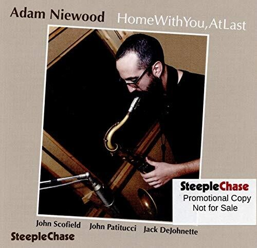Home With You, at Last (Adam Niewood) (CD / Album)