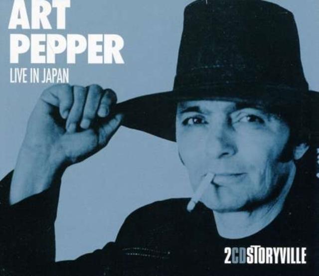 """Live In Japan 2Cd (""""Pepper, Art"""") (CD / Album)"""