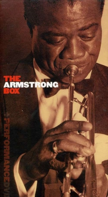 "Armstrong Box 7Cd Dvd Longbox (""Armstrong, Louis"") (CD / Album)"