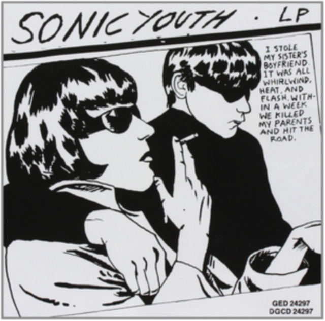 Goo (Sonic Youth) (CD / Album)