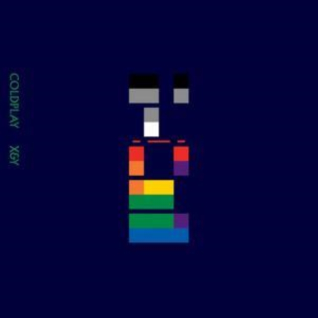 X & Y (Coldplay) (CD / Album)