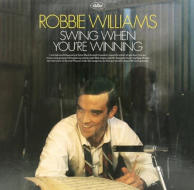 "Swing When You're Winning (Robbie Williams) (Vinyl / 12"" Album)"