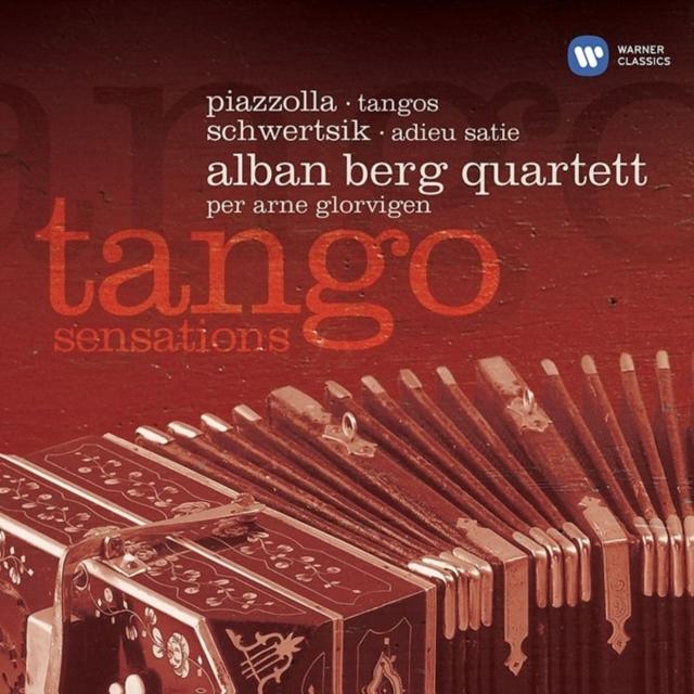Tango Sensations (Alban Berg Quartett, Glorvigen) (CD / Album)