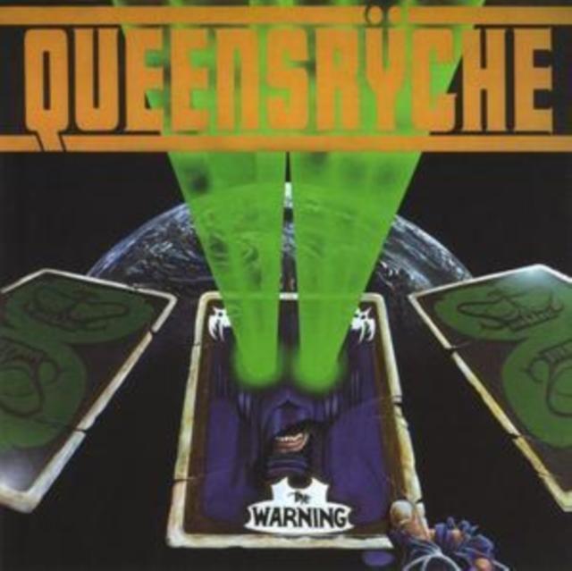 The Warning (Queensryche) (CD / Album)
