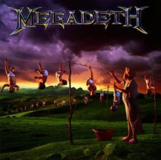 Youthanasia (Megadeth) (CD / Album)