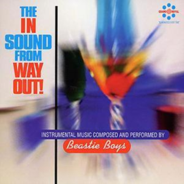 The in Sound from Way Out (CD / Album)