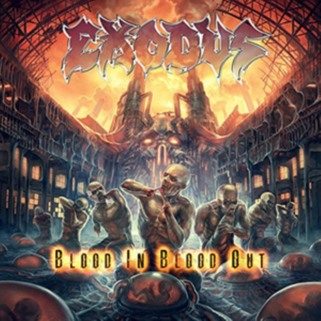 Blood in Blood Out (Exodus) (CD / Album with DVD)