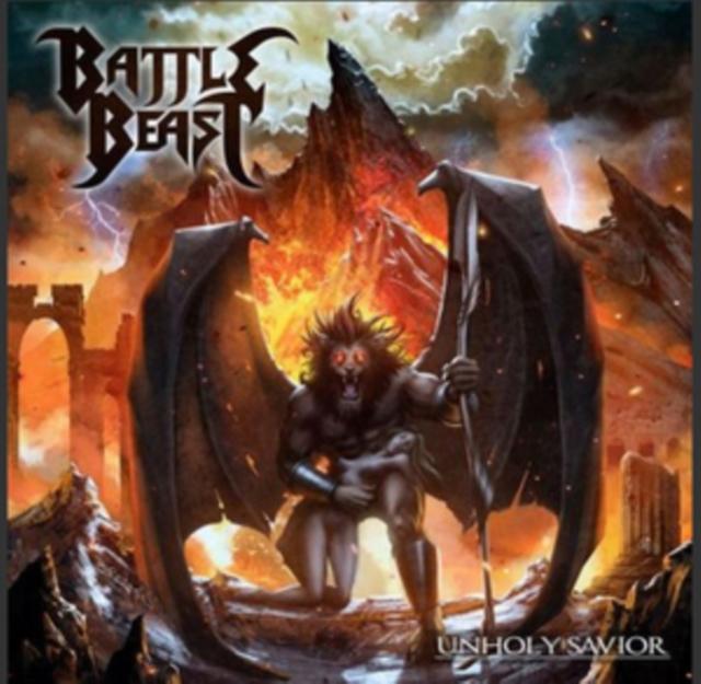 Unholy Saviour (Battle Beast) (CD / Album)