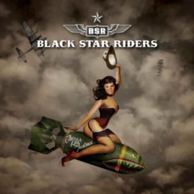 The Killer Instinct (Black Star Riders) (CD / Album)