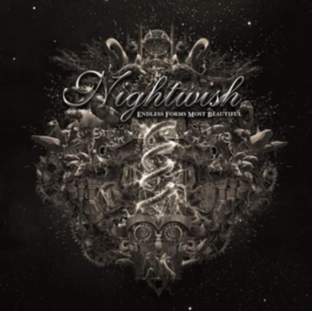 Endless Forms Most Beautiful (Nightwish) (CD / Album Digipak)
