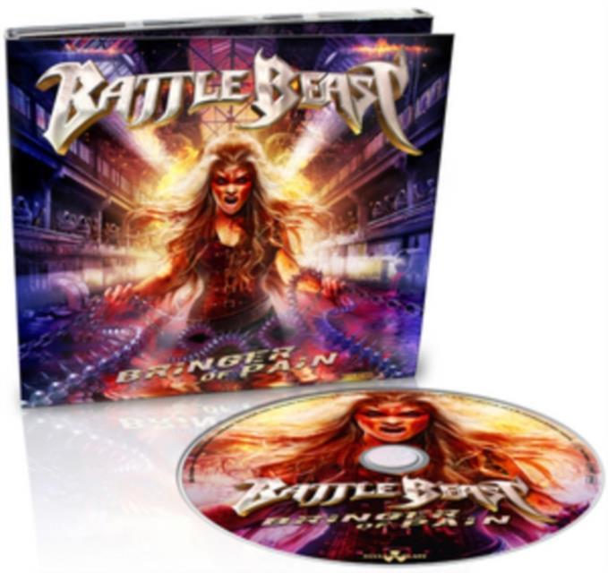 Bringer of Pain (Battle Beast) (CD / Album Digipak)