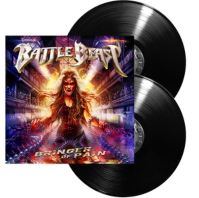 """Bringer of Pain (Battle Beast) (Vinyl / 12"""" Album (Gatefold Cover))"""