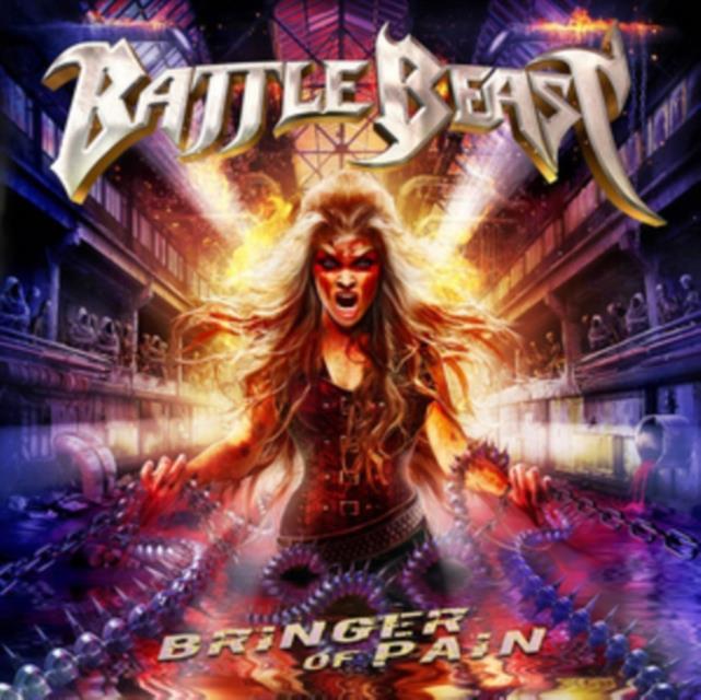 Bringer of Pain (Battle Beast) (CD / Album)