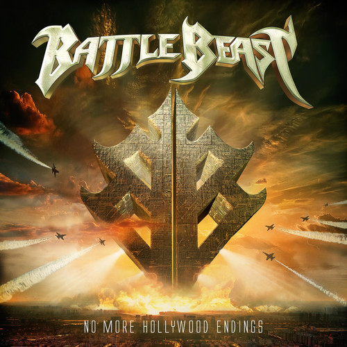 No More Hollywood Endings (Battle Beast) (CD / Album)