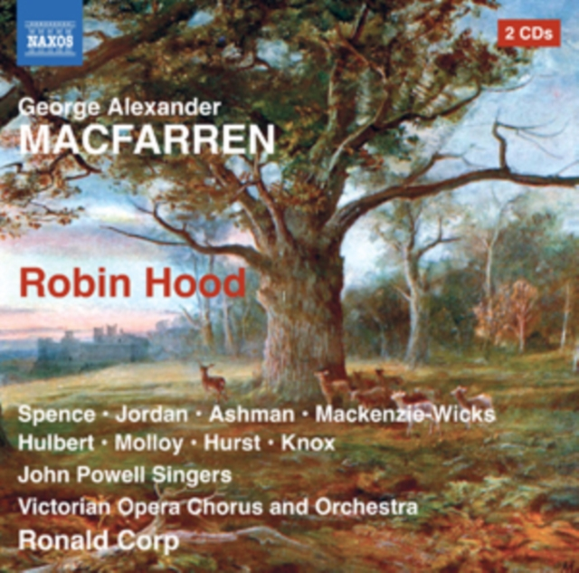 George Alexander Macfarren: Robin Hood (CD / Album)