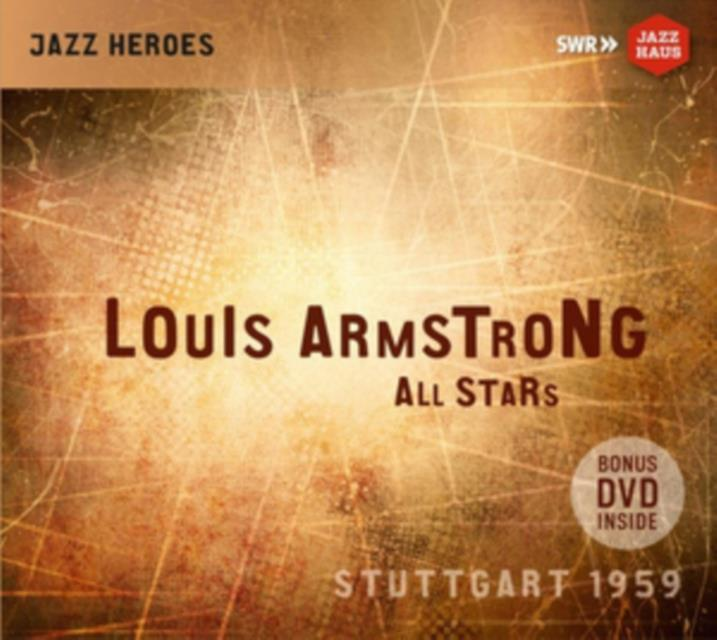 Louis Armstrong All Stars (Louis Armstrong & His All Stars) (CD / Album with DVD)