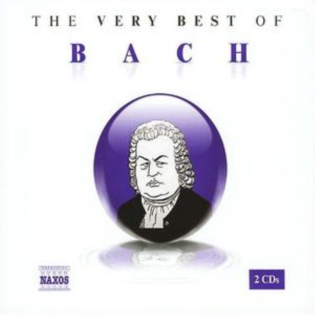 The Very Best of Bach (CD / Album)