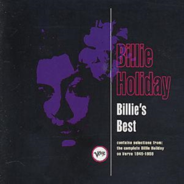 Billie's Best (Billie Holiday) (CD / Album)