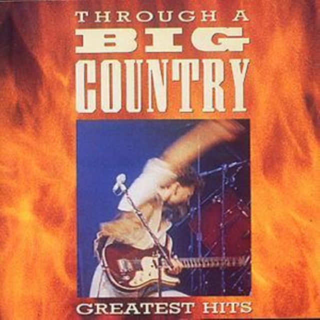Through A Big Country (Big Country) (CD / Album)