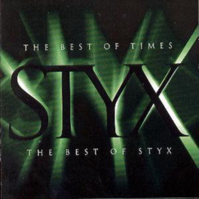 The Best Of Times (Styx) (CD / Album)