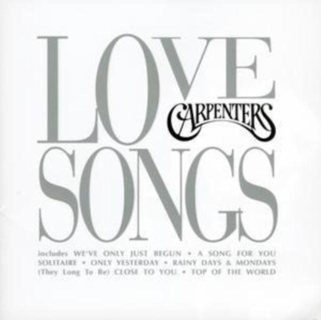 Love Songs (The Carpenters) (CD / Album)