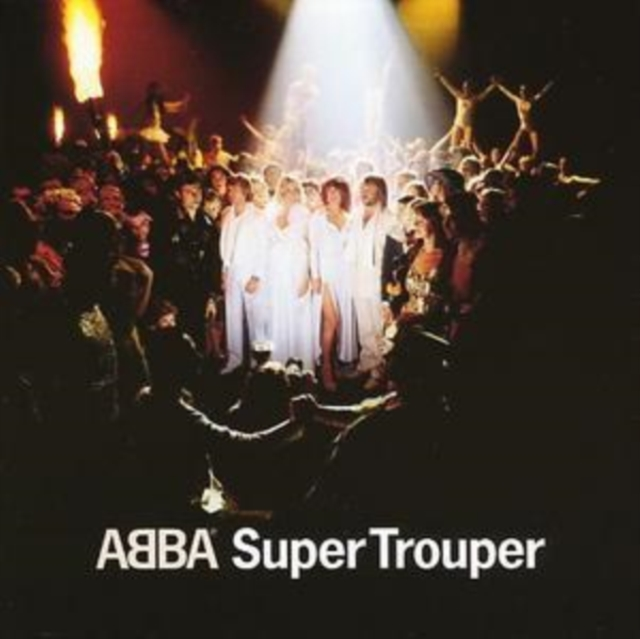 Super Trouper (ABBA) (CD / Album)