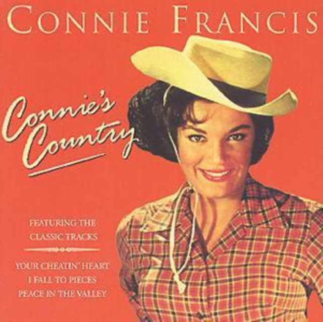 Connie's Country (Connie Francis) (CD / Album)