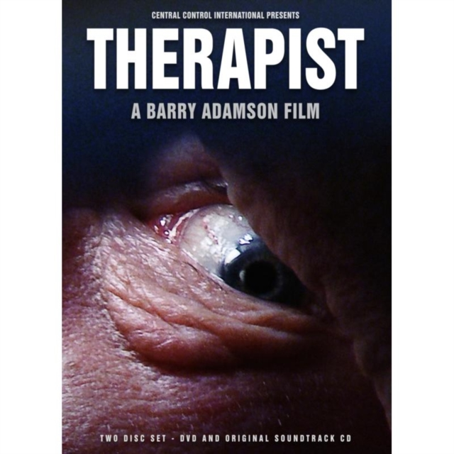 Therapist - A Barry Adamson Film (Barry Adamson) (DVD / with CD)