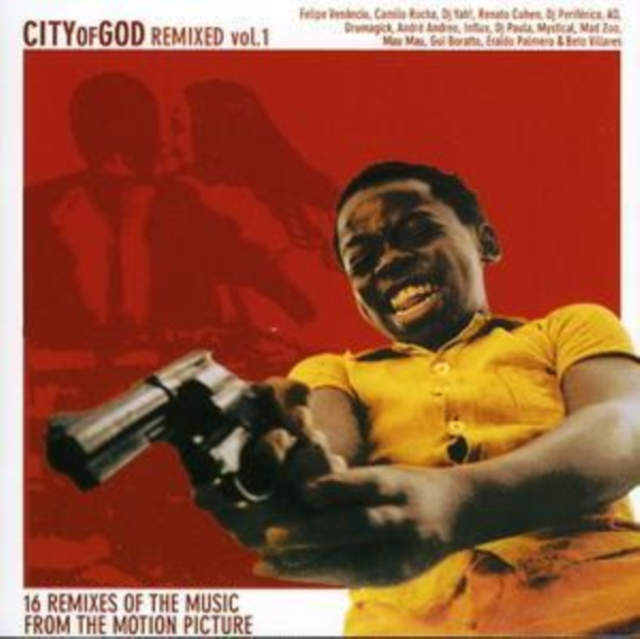 City of God Remixed Vol. 1 (CD / Album)