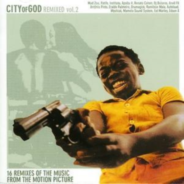 City of God Remixed Vol. 2 (CD / Album)