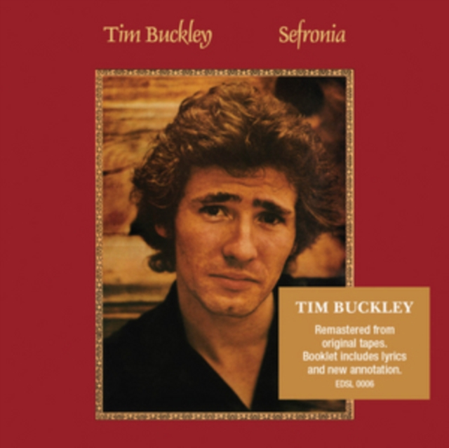 Sefronia (Tim Buckley) (CD / Album)