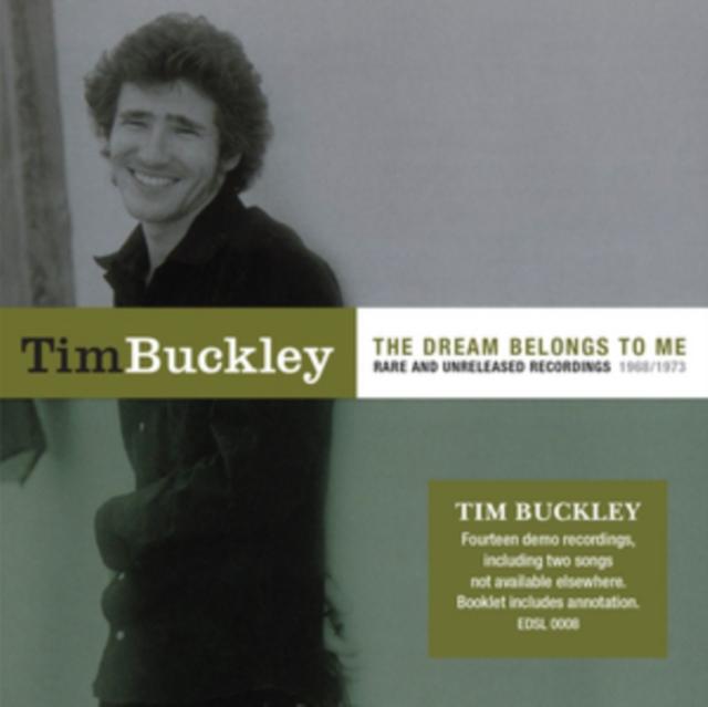 The Dream Belongs to Me (Tim Buckley) (CD / Album)
