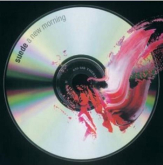 A New Morning (Suede) (CD / Album with DVD)