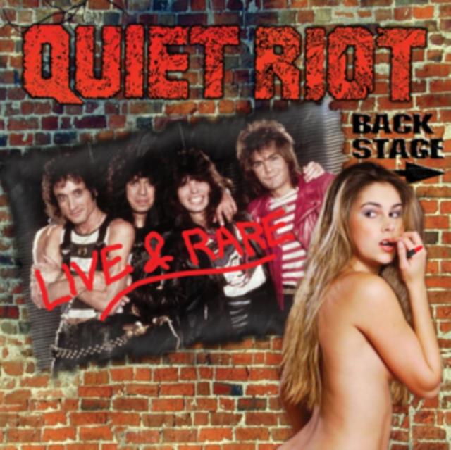 Live Rare Volume 1 (Quiet Riot) (CD / Album)