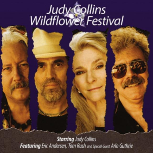 Wildflower Festival (Judy Collins) (CD / Album with DVD)