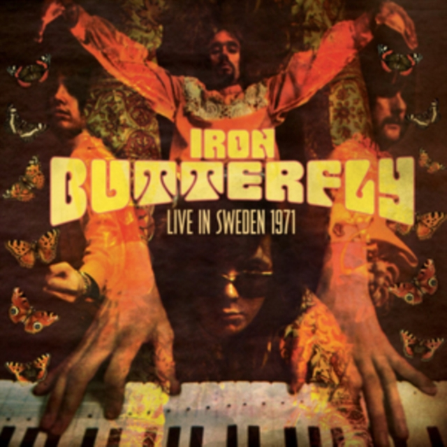 Live in Sweden (Iron Butterfly) (CD / Album)