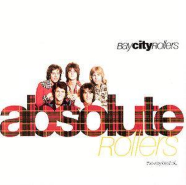 Absolute Rollers (Bay City Rollers) (CD / Album)