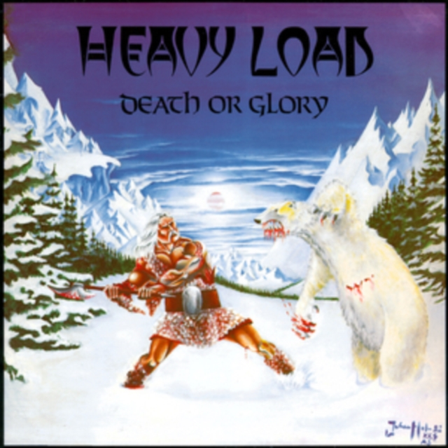 Death Or Glory (Heavy Load) (CD / Album)