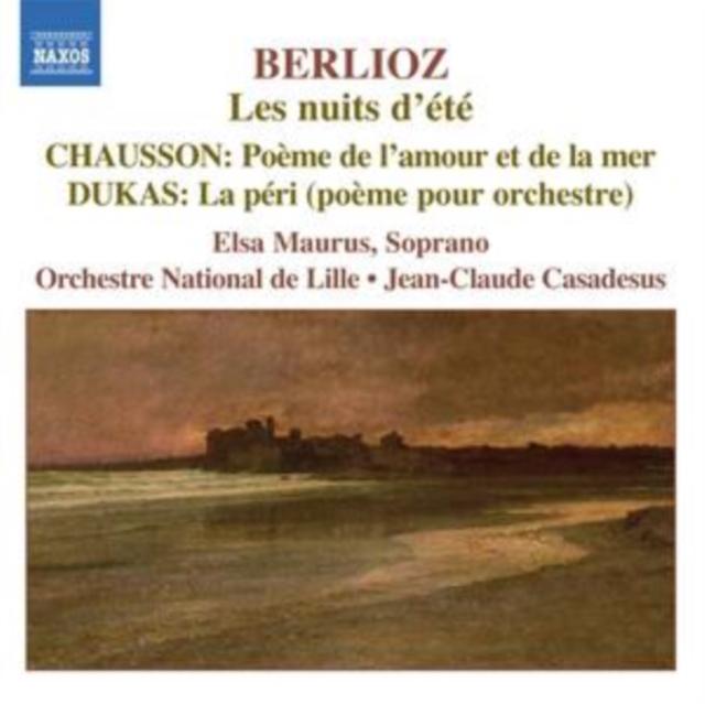 Les Nuits D'ete Op. 7/poeme De L'amour Et De La Mer/la Peri (CD / Album)