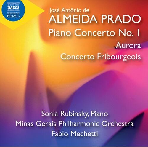 Piano Concerto 1 (Sonia Rubinsky) (CD)