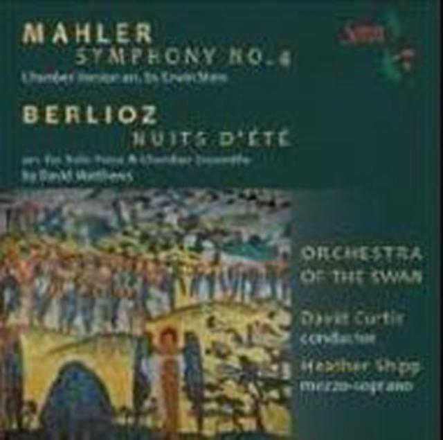 Mahler: Symphony No. 4/Berlioz: Nuits D'ete (CD / Album)
