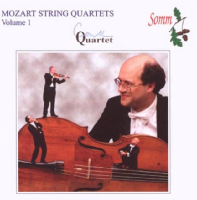 Mozart String Quartets (CD / Album)