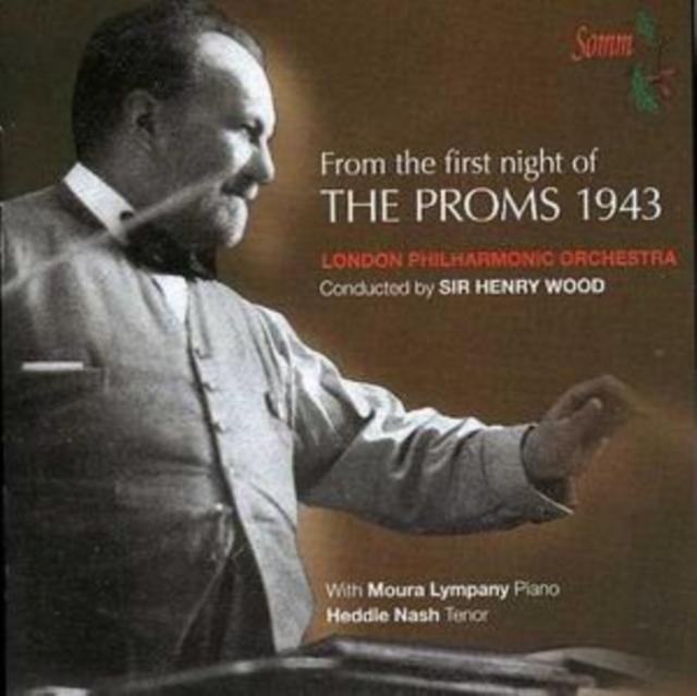 First Night of the Proms 1943 (Wood, Lpo) (CD / Album)