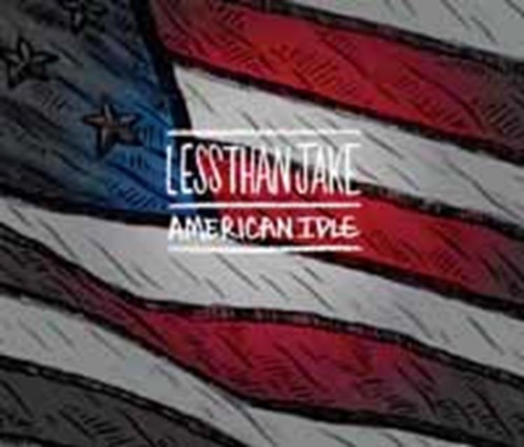 "Levně AMERICAN IDLE (LESS THAN JAKE) (Vinyl / 7"" Single)"
